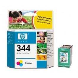 HP cartouche jet d'encre couleur n°344