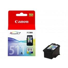 Canon CL-511 - Cartouche d'impression - 1 x couleur (cyan, magenta, jaune)